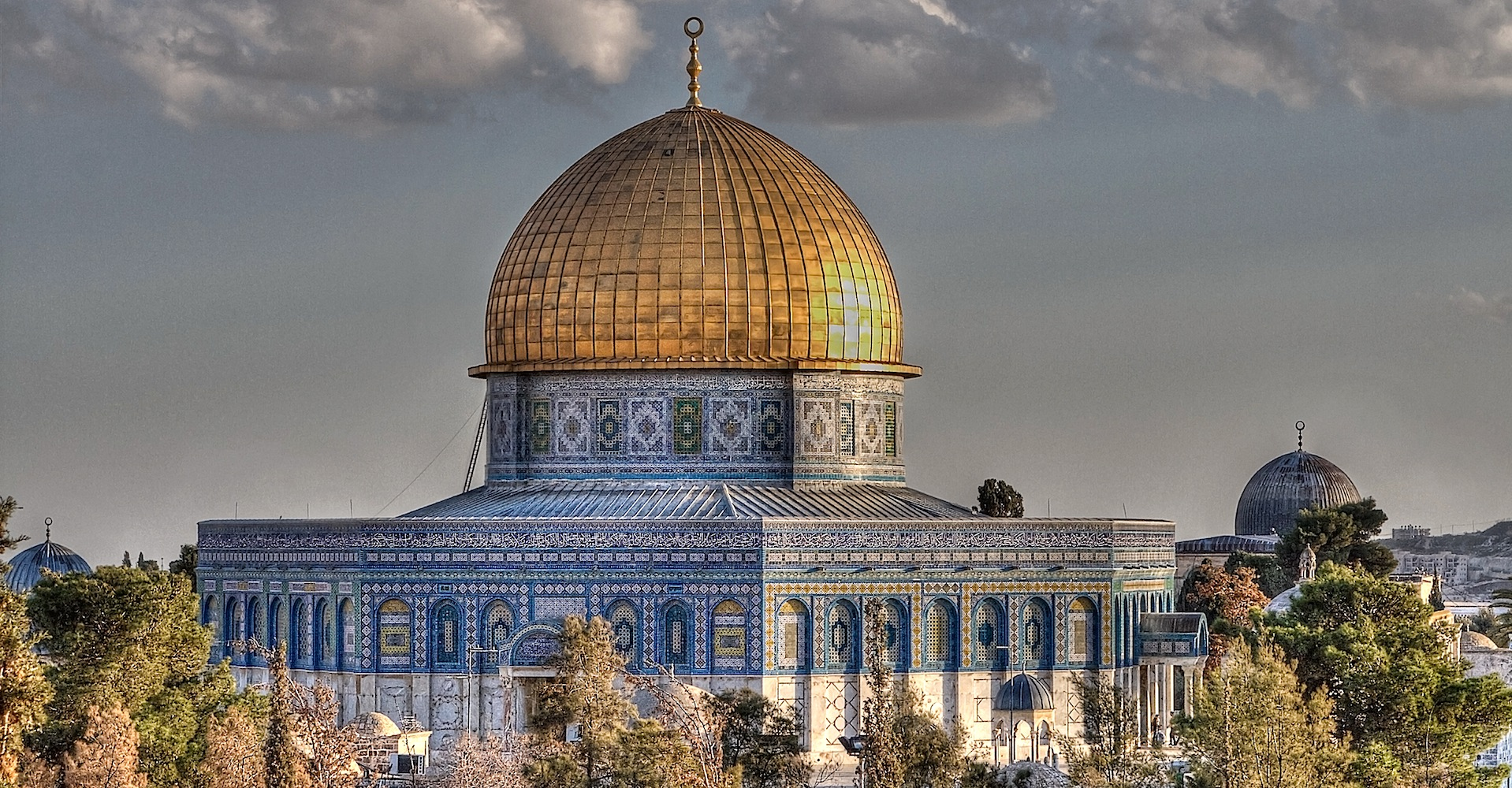 Dome of the rock in jerusalem pictures Church of the Dormition See The Holy Land